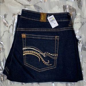 Aura Wrangler jeans NWT